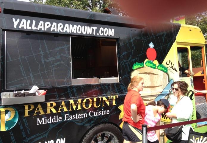 Yalla Food Truck