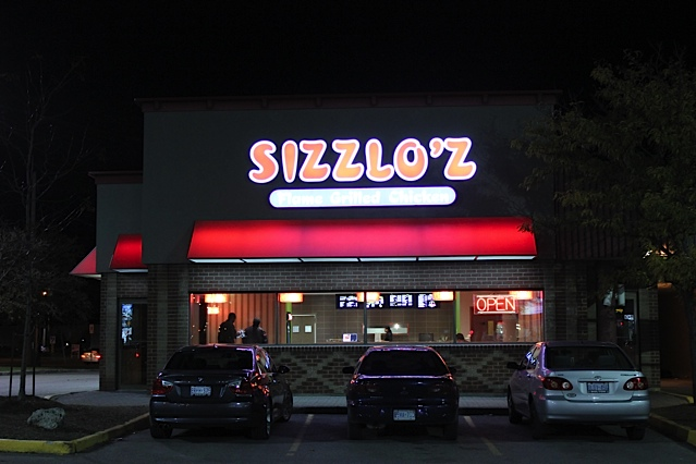 Sizzloz Flame Grilled Chicken