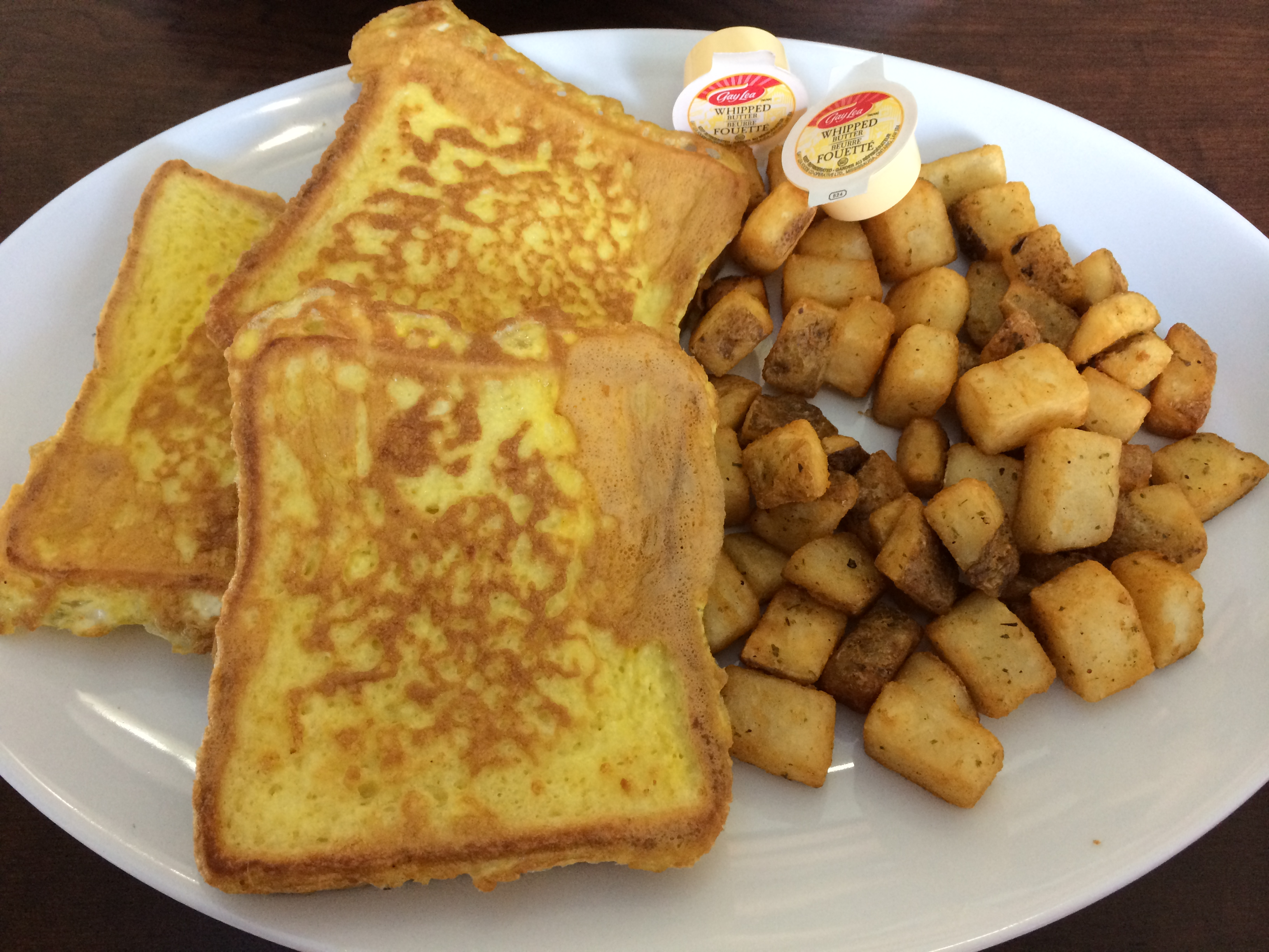 French Toast @ Eggs & Kabobs