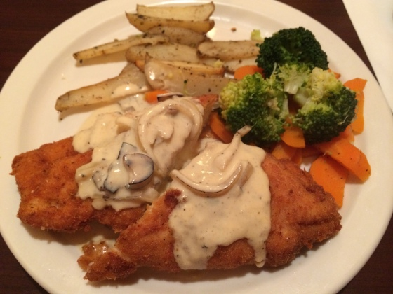 Copper Kettle Special Chicken Steak