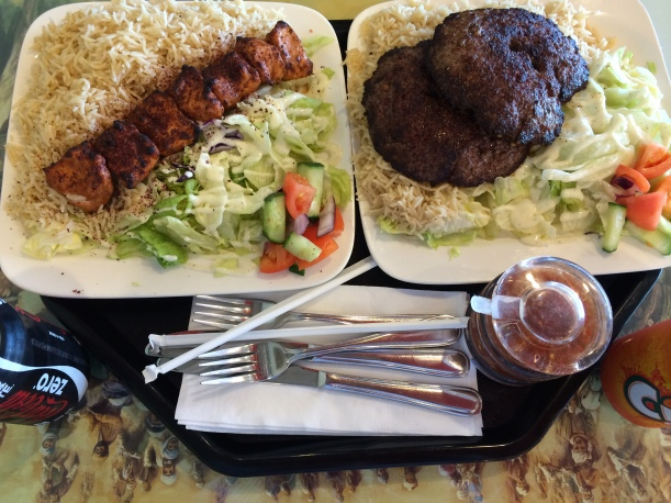 Afghan food for Afghan kabob cuisine