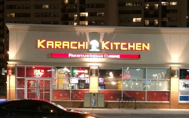 Karachi Kitchen Mississauga Menu