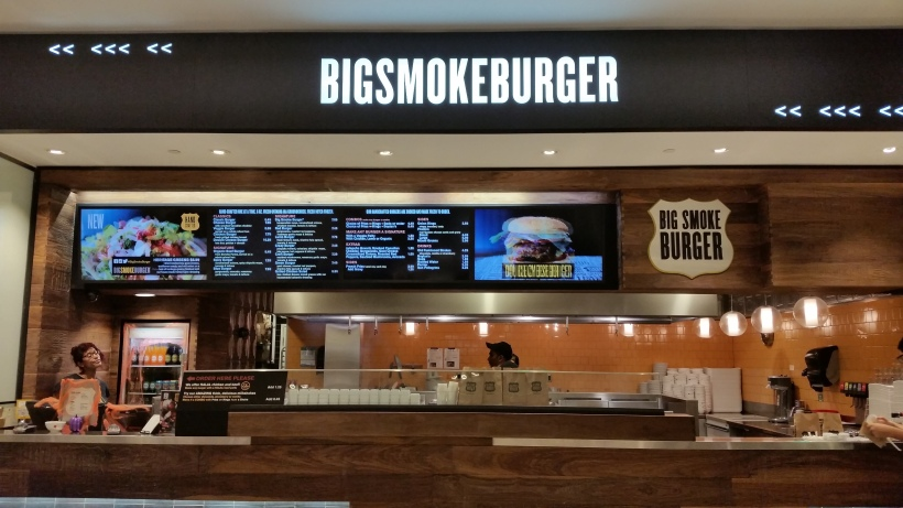 Big Smoke Burger (Square One Mall)